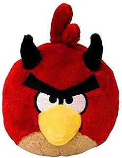Angry Birds HALLOWEEN 5 Inch MINI Plush Figure Red Devil
