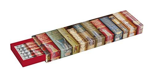 Boekenplank Potlood Doos