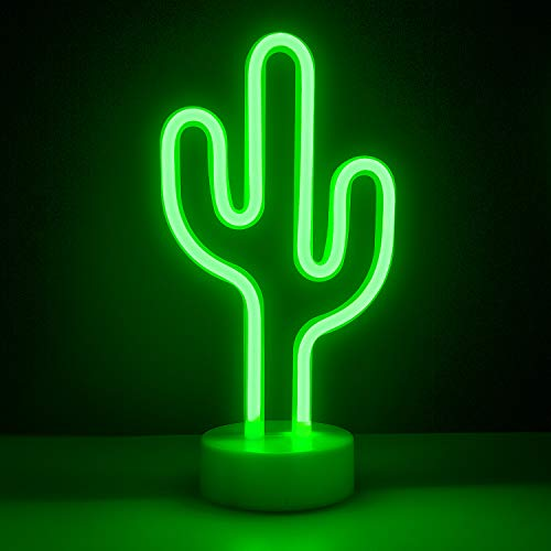 LED Nacht Licht Nacht Tisch Lampe – ZWOOS Warmweiße LED Deko Batterien Betrieben (Nicht im Lieferumfang Enthalten) Dekolampe für Wohnzimmer und Küche