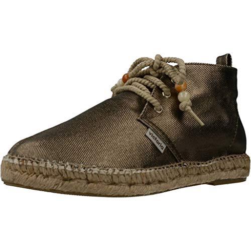 Victoria Zapatos Mujer 1085105V para Mujer Gold 36 EU