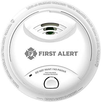 First Alert 10-Year Ionization sensor Smoke Alarm