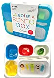 Best Bento Box For Kids - Bento Box with Accessories for Kids, Leakproof Lunch-Boxes Review