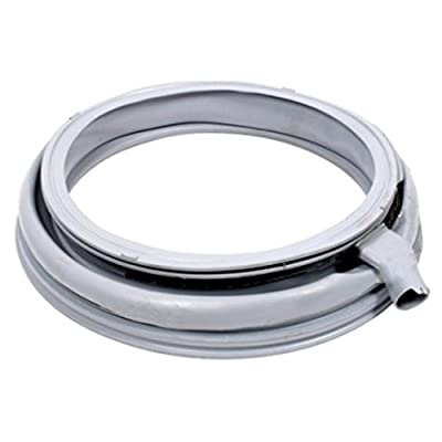 Spares2go Rubber Door Seal Gasket for Bosch Washing Machine
