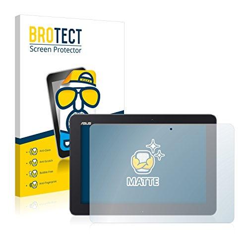 BROTECT 2X Entspiegelungs-Schutzfolie kompatibel mit Asus Transformer Pad TF0310CG Bildschirmschutz-Folie Matt, Anti-Reflex, Anti-Fingerprint