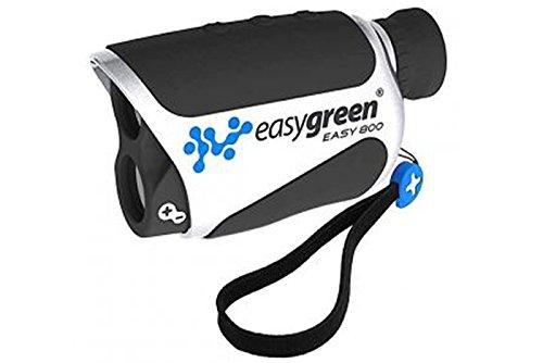 Easy Green Golf Entfernungmesser, 800m Silber Silber 800 m