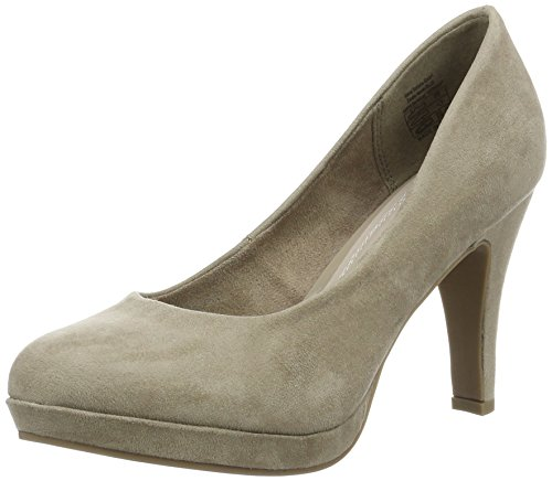 JANE KLAIN Damen 224 708 Pumps, Grau (Stone), 41 EU