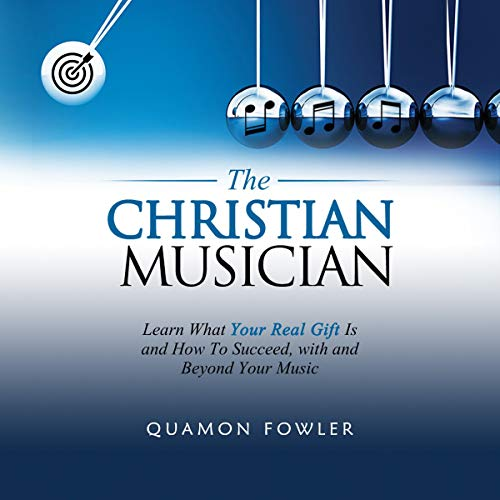 The Christian Musician audiobook cover art