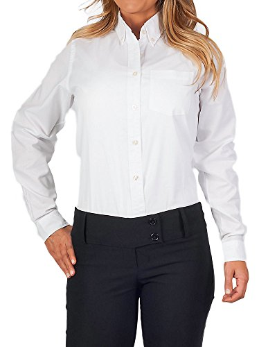 Women Wrinkle Free Oxford Shirts