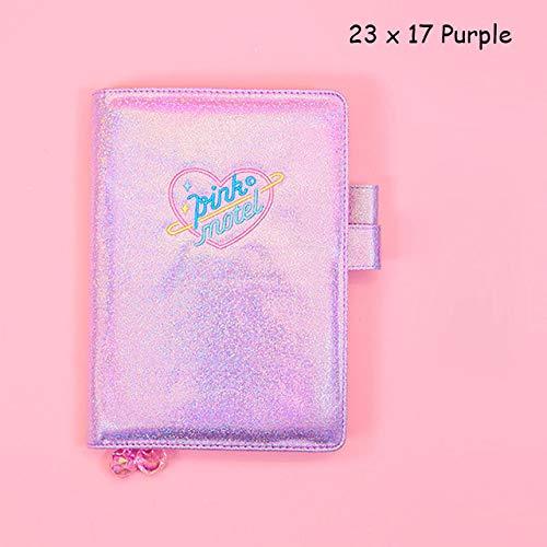 Agenda Agenda Organizador 2019 Agenda A5 / A6 Dokibook Cuaderno espiral Kawaii Semanal Mensual Diario de viaje personal Diario Cuaderno