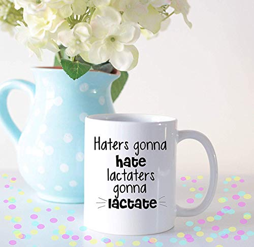 Borstvoeding Mok voor Verpleging Moeders Of Uitgebreide Borstvoeding 11 oz Koffie Mok