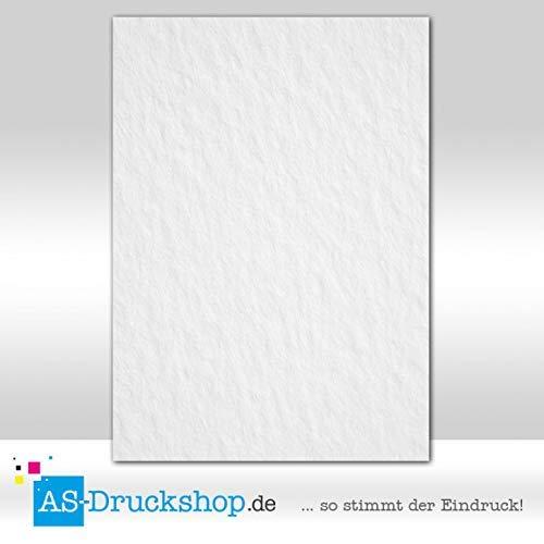 Designpapier textuur - structuur - wit behang / 25 vellen/DIN A5 / 150 g offsetpapier
