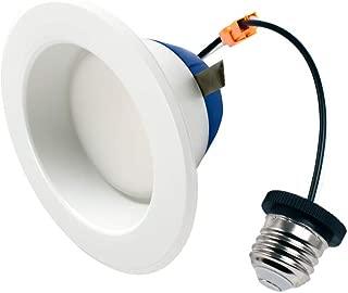 Cree TRDL4-0782700FH50-12DE26-1-11 4 inch retrofit Downlight 75W Equivalent LED Light Bulb, Soft White