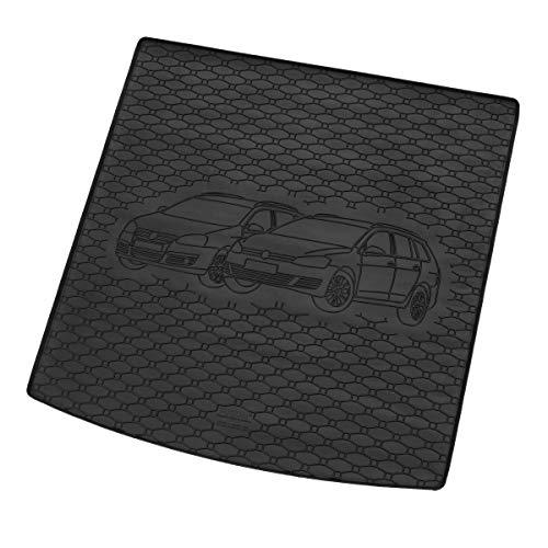 Alfombrilla de goma para maletero con diseño de vehículo y ajuste específico AZ31000109