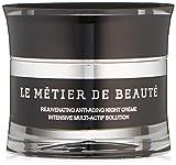 Le Metier de Beaute Night Creme Rejuvenating Anti-Aging Moisturizer for Unisex (1.0 fl oz)