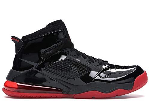 Jordan Mars 270, Black / Anthracite-gym Red, 10.5