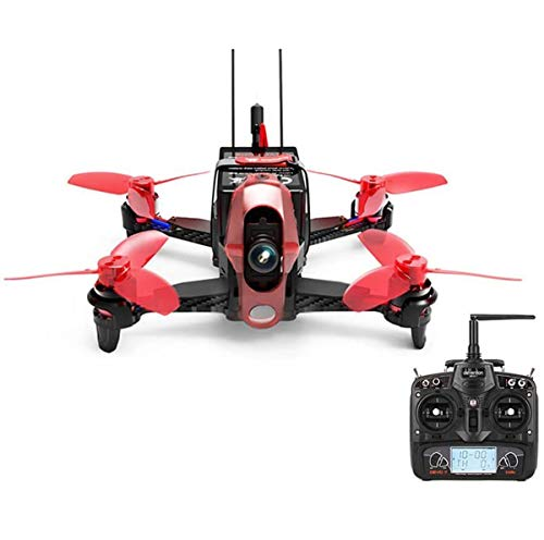 Xiangtat Walkera Rodeo 110 FPV Racing Quadcopter Drone Rodeo 110 RTF with Devo 7 FPV Camera F3 Main Controller Battery Charger Kit
