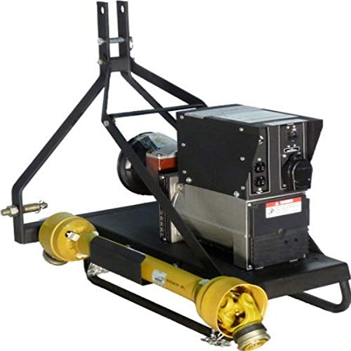 IMDLLC 10011P PTO Generator Package, 10 kW