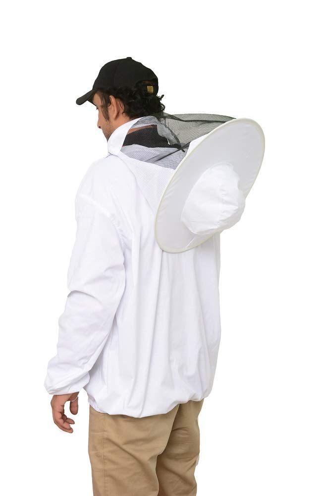 Forest Beekeeping Discount mail order Supply Max 40% OFF Professional Bee Suit Jacket Pull Ov