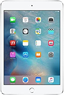 Apple iPad Mini 4 32GB Wi-Fi - Plata (Reacondicionado)