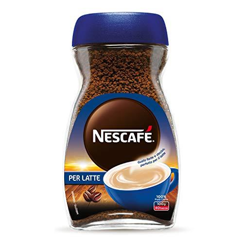 Nescafé Per Latte Caffè Solubile Barattolo, 100g