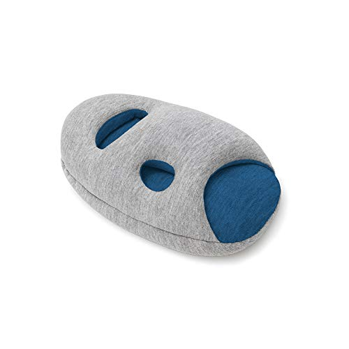 OSTRICH PILLOW MINI Travel Pillow for Airplane Head Support - Travel Accessories for Hand and Arm Rest, Power Nap on...