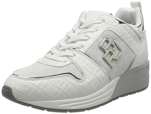 Replay Damen Wyatt Sneaker, 061 White, 38 EU