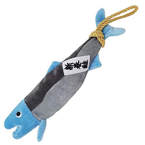 ベストエバージャパン ペット用おもちゃ 新巻鮭のぬいぐるみ 33cm ペットトイ LOVE PETS by BESTEVER 31900