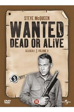 Wanted Dead Or Alive - Series 1, Vol. 2