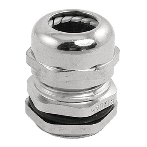 wasserdichte Edelstahl 6-11mm M20 x 1,5 Kabelverschraubung Steckverbinder DE de