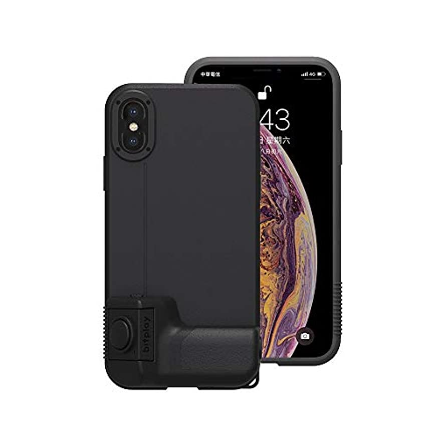 bitplay SNAP! Case + SNAP! Grip Professional Set (for iPhone Xs Max)
