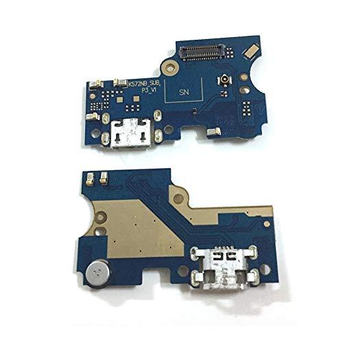 BBGSFDC Práctico Puerto USB de Carga Junta Fit For Lenovo Vibe K5 K350T USB Base de Carga del Puerto Flex Piezas de reparación del Cable Rápido