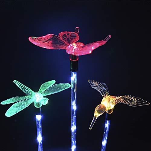 ArtDIY Solar Outdoor Garden Decorative Lights, Multicolor