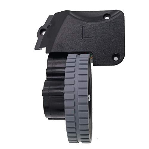 Oyster-Clean - Módulo de Ruedas y neumáticos de Repuesto para ILIFE A4 A4s A40 A8 T4 X430 X432 X431