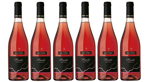 Confezione 6 bottiglie Rosato (80% Teroldego, 20% Lagrein) | Vino Rosato Trentino DOC | Cantina Aldeno - Athesim Flumen