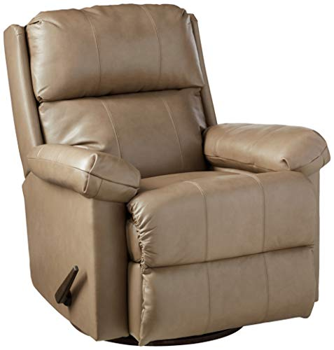 Lane Home Furnishings 4205-18 Soft Touch Swivel/Rocker Recliner - Taupe