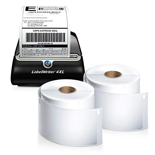 DYMO LabelWriter 4XL Thermal Label Printer (1755120) plus 1 bonus Shipping Roll 1755120