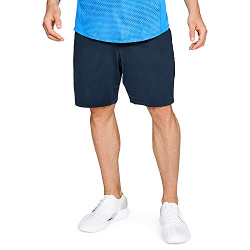 Under Armour MK1 Short Homme, Bleu (Academy/Stealth Grey...
