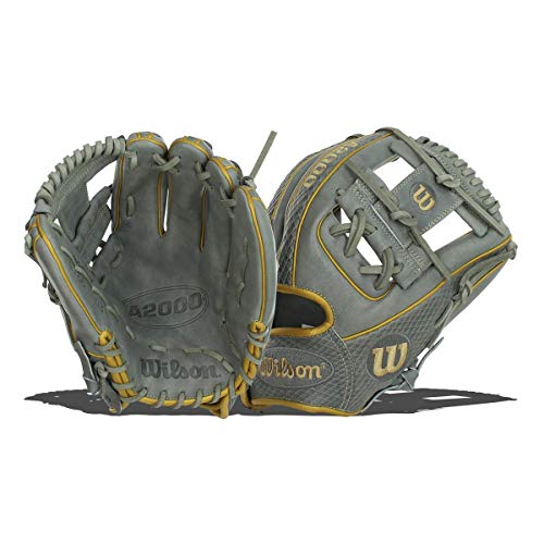 Wilson Exclusive A2000 11.5' Snakeskin Baseball Glove: WTA20RB181786PA WTA20RB181786PA Right Hand Thrower