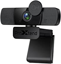 "ProXtend X302 Full HD Webcam PX-CAM006 (1/2.9"" CMOS Image Sensor, 1920x1080/30fps, Omni-directional Mic with Anti-spy priv..."