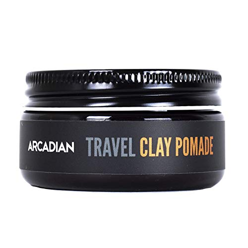 Arcadian Grooming Matte Clay Pomade 2oz