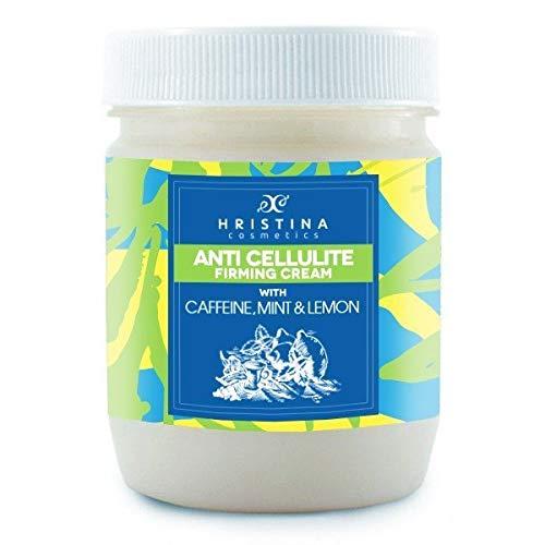 Anti-Cellulite Gel-Creme mit Minze Lift und Avokado-ÖL strafft PO & BEINE Anti Aging NATURPRODUKT 519