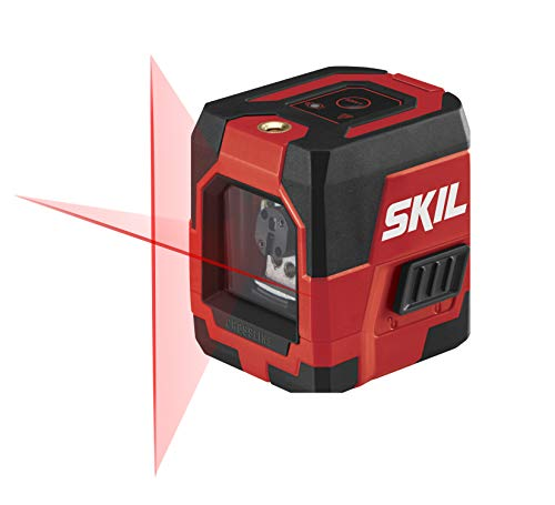 SKIL Self-Leveling Red Cross Line Laser - LL932301