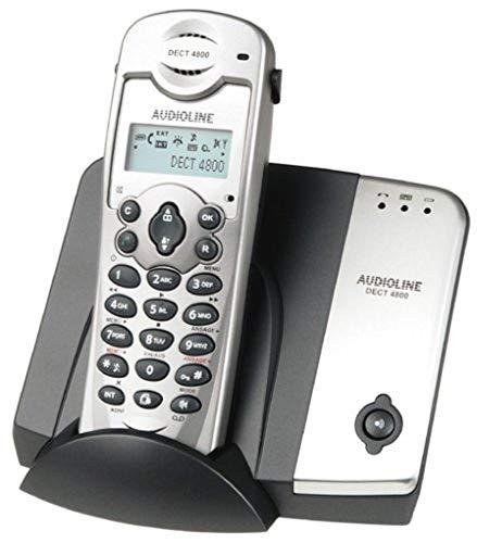 Audioline DECT 4800 Bundle Multilink-Kombiset aus DECT 4800 und DECT 4801