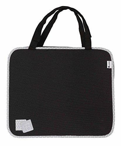 Candide 401026 - Bolso de viaje, color negro