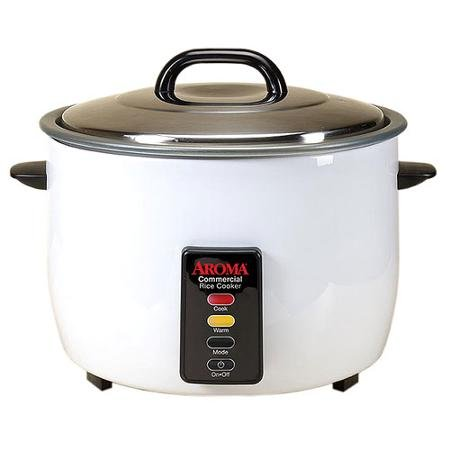 Aroma Commercial 60-Cup Rice Cooker
