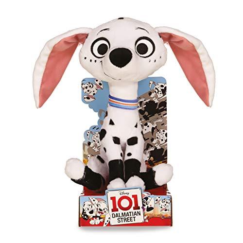 Grandi Giochi GG01281, Disney Carica dei 101 Peluche Dolly 25cm Bambini Unisex,