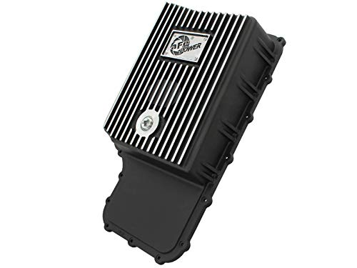 aFe Power 46-70182 Ford Truck Transmission Pan (Machined)