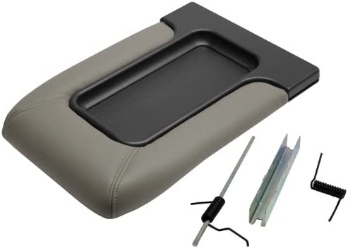 5 popular IPCW BB102 Light Gray Front Jumper Lid Console Year-end annual account Center Seat