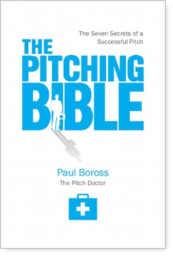 The Pitching Bible (English Edition)
