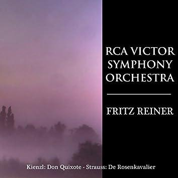 Kienzl: Don Quixote - Strauss: Der Rosenkavalier